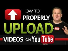 Derral Eves explains how to properly upload a YouTube video. As well as explaining how title, descriptions, tags, etc. affect your videos visibility. Share this … 									source