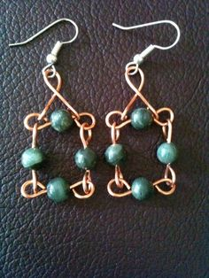 Hey, I found this really awesome Etsy listing at https://www.etsy.com/listing/214732758/square-copper-wire-chain-link-green-line