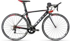 Cube Aerium HPA Pro - Aluminiums racercykel/triathlon cykel - Cykler