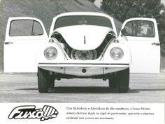1993 VW Fusca - Brasil