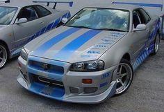 2003 Nissan Skyline