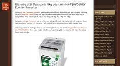 Giá máy giặt Panasonic 8kg cửa trên NA-F80VG6HRV Econavi Inverter http://suamaygiatelectrolux8kg.wordpress.com/2014/10/10/gia-may-giat-panasonic-8kg-cua-tren-na-f80vg6hrv-econavi-inverter/