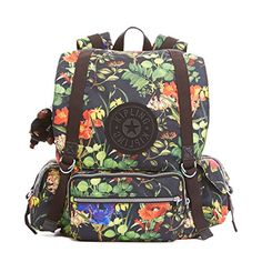 Women's Shoulder Bags - Kipling Joetsu Printed bag ** You can find more details by visiting the image link.