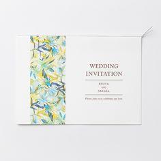結婚式 招待状 Musee|LOUNGE WEDDINGの結婚式 招待状