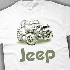 Retro Car Tshirt Retro Mini Cooper Classic European Car - Jeep t shirt design