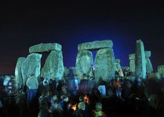 June Solstice (Summer Solstice) is on Thursday, June 21, 2012 at 12:08 AM in Manchester. In most locations north of Equator, the longest day of the year is around this date (picture of Stonehenge) ... Article gives lots of info about the Solstice and how to find the exact time where you live