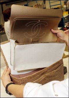How a Chanel 2.55 Flap is made