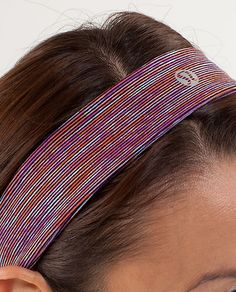 Someone get me this for Christmas please?! I love these Lululemon Slipless Headbands for working out. My go-to every time!