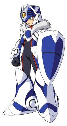 MEGA MAN X Characters | ... Mega Man Knowledge Base - Mega Man 10, Mega Man X, characters, and