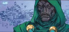 """Art from """"Ultimates"""" #3 by Kenneth Rocafort"""