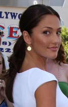 Minka Kelly at the Teen Choice Awards Celebrity Hairstyles, Easy Hairstyles, Wedding Hairstyles, Beautiful Celebrities, Beautiful People, Beautiful Women, Hair Styles 2016, Long Hair Styles, Non Blondes