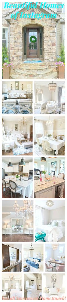 Beautiful Homes of Instagram. Beautiful Homes of Instagram. Beautiful Homes of Instagram #BeautifulHomes #Instagram Home Bunch