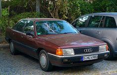Audi 100 | Rob | Flickr