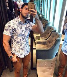 Moda Casual, Stiles, Men's Style, Men's Fashion, Selfie, Shirt Dress, Lady, Summer, Mens Tops