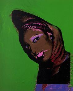 """Andy Warhol """"Ladies and Gentlemen"""", 1975"""