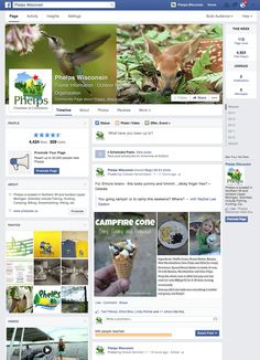 Have you checked out what is happening on the Phelps Chamber Facebook Page lately? Great updates about the Northwoods of WI and Upper MI. ~ John  https://www.facebook.com/pages/Phelps-Wisconsin/134624626236