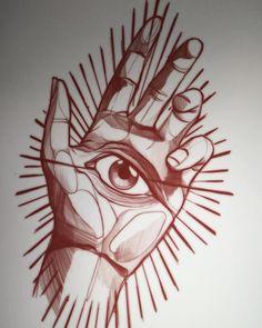 Tattoo Sketches, Tattoo Drawings, My Drawings, Small Tattoo Designs, Small Tattoos, Buu Dbz, Blackwork, Manos Tattoo, 27 Tattoo