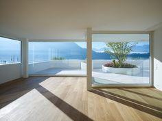 "Keep reading "" Empty Room, Bauhaus, Terrace, Architecture Design, House Design, Windows, Rooms, Reading, Photos"