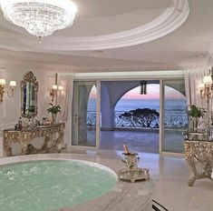 luxury interior house design for you 32 > Home Simple Dream Bathrooms, Dream Rooms, Luxury Bathrooms, Mansion Bathrooms, Modern Luxury Bathroom, Romantic Bathrooms, Dream Closets, Dream Home Design, My Dream Home