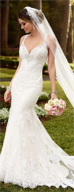 Lace Wedding Dresses (194)