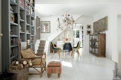 Un dúplex de decoración cálida y luminosa en Lisboa (e ideas para copiar el look!) · A cozy and bright duplex in Lisbon