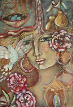 Shiloh Sophia Gallery is located in Sonoma, CA and showcases all of the original artwork created by revolutionary artist and visionary Shiloh Sophia McCloud. Shiloh, Oracle Cards, Sacred Art, Divine Feminine, Our Lady, Portrait Art, Portraits, Figure Painting, Artist Art