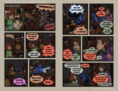 FNAF4 Comic - House Party - Page 65 - 4-28-17 by Mattartist25