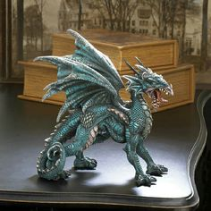Hey, check out what I'm selling with Sello: FIERCE DRAGON STATUE http://anmshomedecor.sello.com/shares/2RWp3