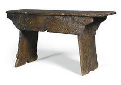 Tudor boarded stool