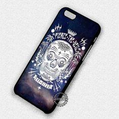 Skull Pierce The Veil - iPhone 7 6 Plus 5c 5s SE Cases & Covers