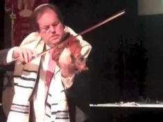 Violinist & Messianic Jew Maurice Sklar at Shalom Hebraic Christian Cong...