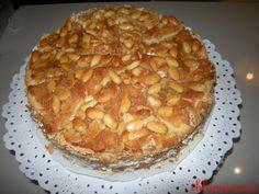 Ballı-bademli Alman Pastası - Hangi Yemek Tarifi
