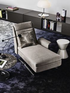 Smink | Art + Design furniture art products | Products | Chaises | Spencer Chaise