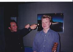 Mark Feltham harmonica with Chris Shields - But The Neighbour's Ain't session Chris Shields, Carole King, Singer, Singers