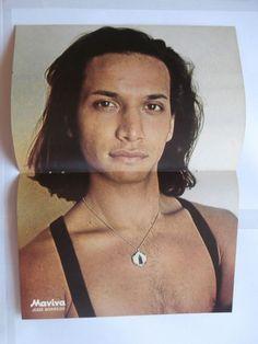 Jesse Borrego Billy Hufsey Mini Poster Greek Magazines clippings 80s 90s | eBay