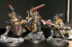 How to paint Stormcast Eternals armor