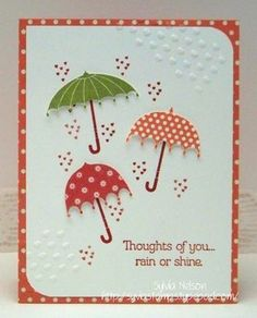 February 12, 2013 Sylvia's Stamping Corner: COLOURQ CHALLENGE #176...RAIN OR SHINE! Blog-CQC-176-Sylvia