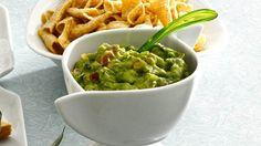 Guacamole recipe from Betty Crocker