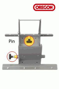 #Oregon #42-207 #Non-Locking #Pin #Assembly