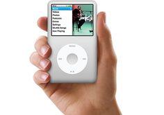 Classic click-wheel iPod