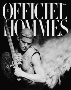 Coming soon.. L'official Hommes with Sebastian Sauve  Photograph: Livia Alcade Stylist: Pablo Patane
