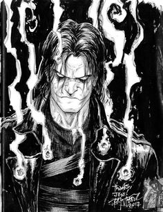 The Crow by Tony Moore