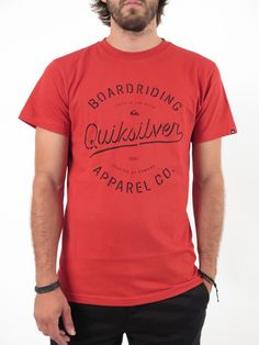 Rhino Chaser T-shirt for men by Quiksilver