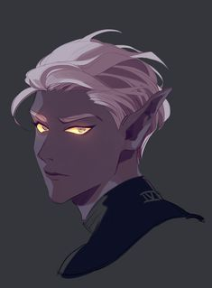 short hair lotor -