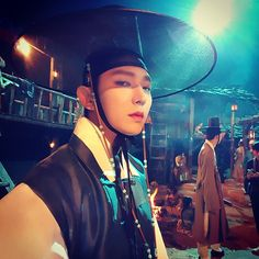 """Lee Jun Ki Updates Fans After Injury on Set of """"The Scholar Who Walks the Night"""""""