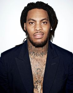 IS WAKA FLOCKA FLAME HIP-HOP'S LAST HOPE? JACKETYOHJI YAMAMOTO PHOTOGRAPHY TERRY RICHARDSON FASHION HEATHERMARY JACKSON TEXT PATRIK SANDBERG FLEXING UNBRIDLED AGGRESSION AND CRISP 808 PRODUCTION, WAKA FLOCKA FLAME REINVENTED GANGSTA RAP'S SOUND. NOW, WITH THE RELEASE OF HIS SECOND ALBUM,TRIPLE F LIFE: FRIENDS, FANS AND FAMILY,HIP-HOP'S HEAVYWEIGHT PROVES HE'S READY TO REIGN WHILE STAYING TRUE TO HIS ROOTS