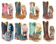 Win your choice of Tin Haul Boots in November. (up to $325 in value) We Love our Customers!