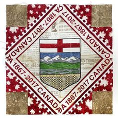 They made it to the second location for Johnson's Sewing Centre and Quilter's Dream. So many shops in one day, Mrs. Bobbins is loving it! Quilt Block Patterns, Pattern Blocks, Quilt Blocks, Canada Celebrations, Canadian Quilts, Quilts Canada, Canada Maple Leaf, Canada 150, Block Party