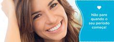 Não pare quando o seu período começa!  http://www.pegada-verde.pt/index.php/higiene-intima.html?manufacturer=69