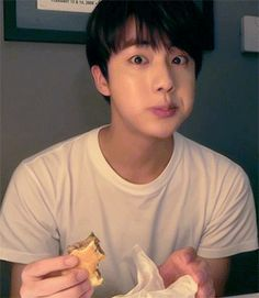 Bts eat jin